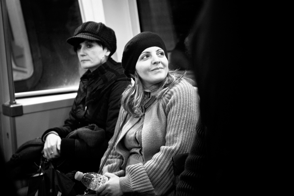Usagers de la RATP Métro Parisien : .