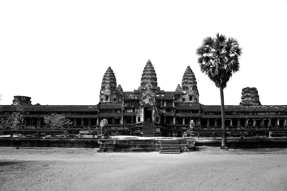 Angkor Wat, Cambodge : .