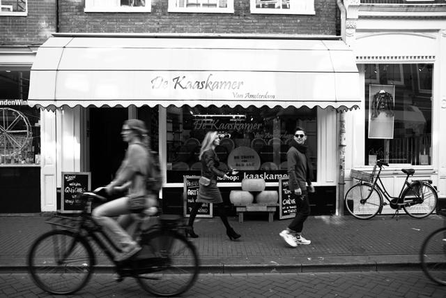 restaurant ruelle passante amsterdam