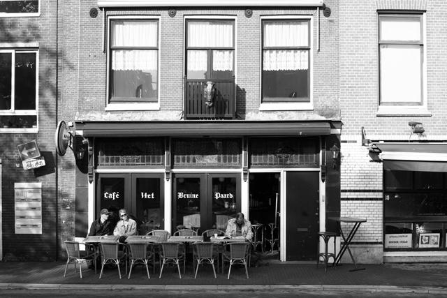 restaurant tete de cheval amsterdam