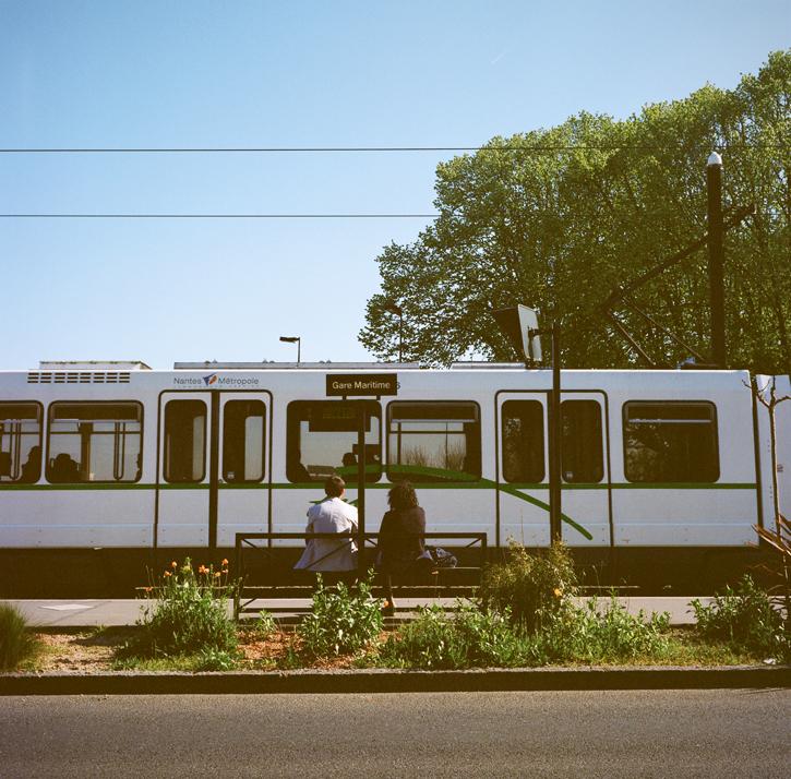 station tramway nantes