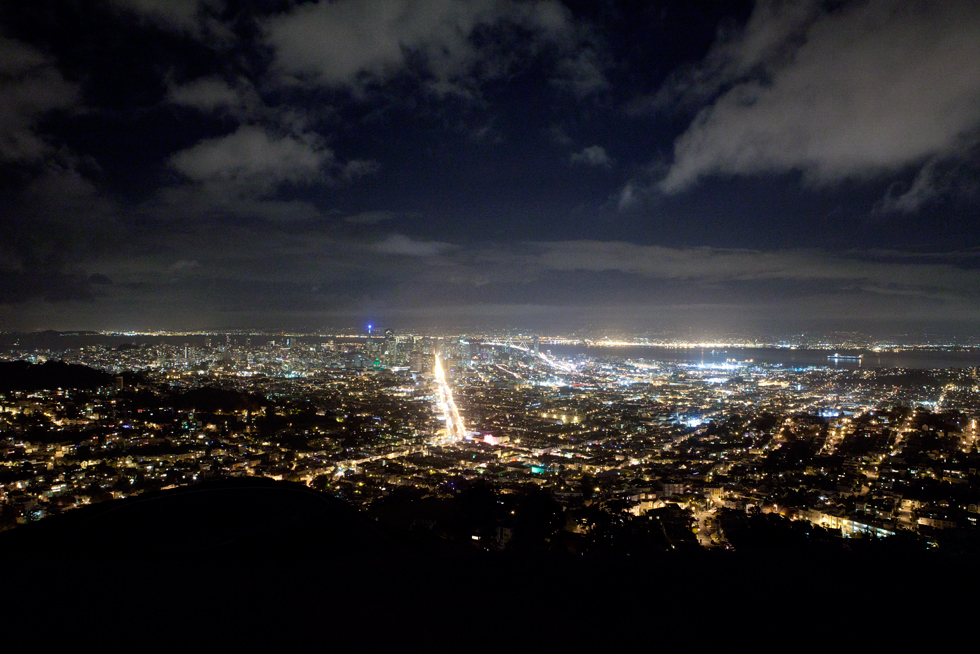 San Francisco by Night : .