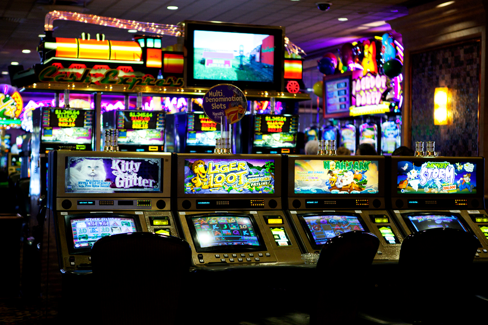 Machines à sous Casino Reno Nevada : .