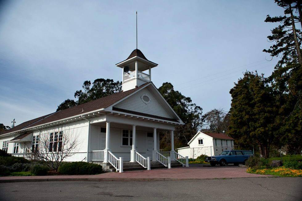 Église en Californie : .