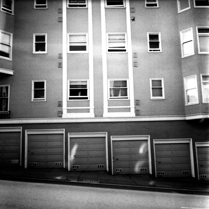 Immeubles à San Francisco : .