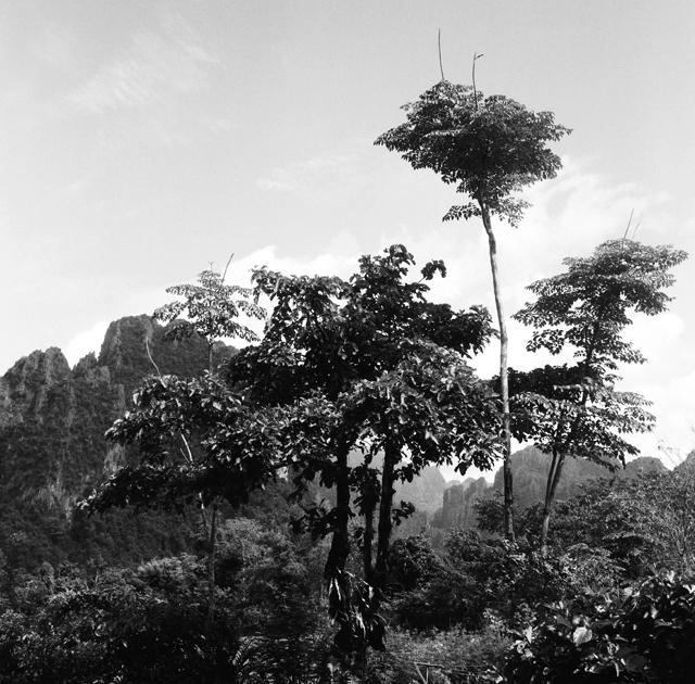 Vang Vieng au Laos : .