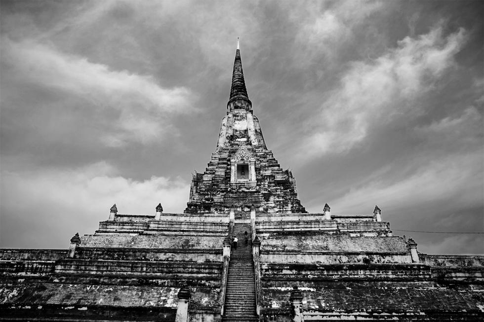 Ayutthaya, Thailande : .
