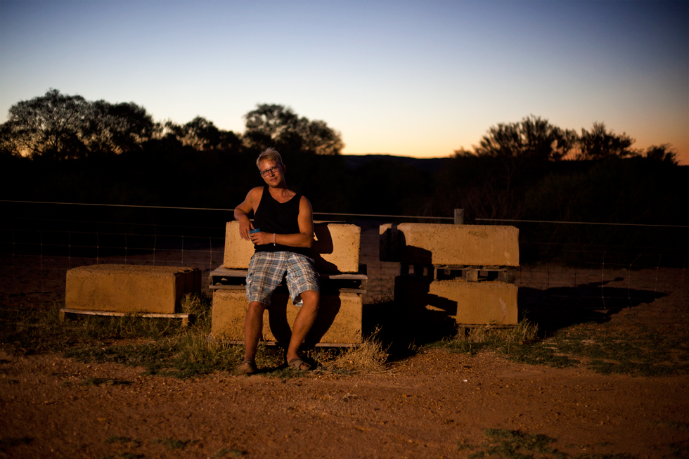 Kalbarri, Western Australia : .