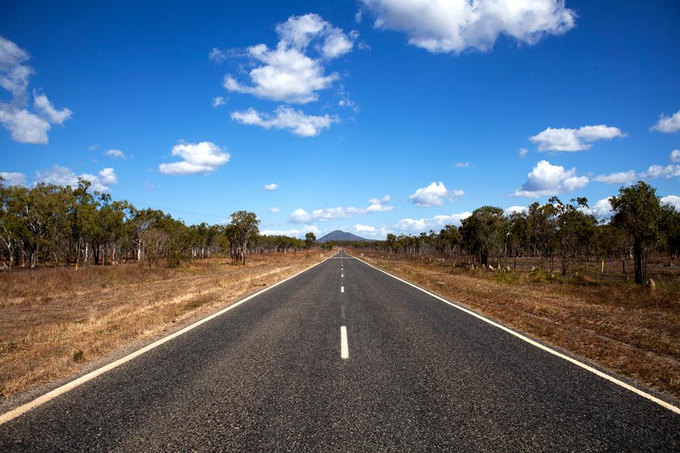 Route de Coocktown, Queensland, Australia : .