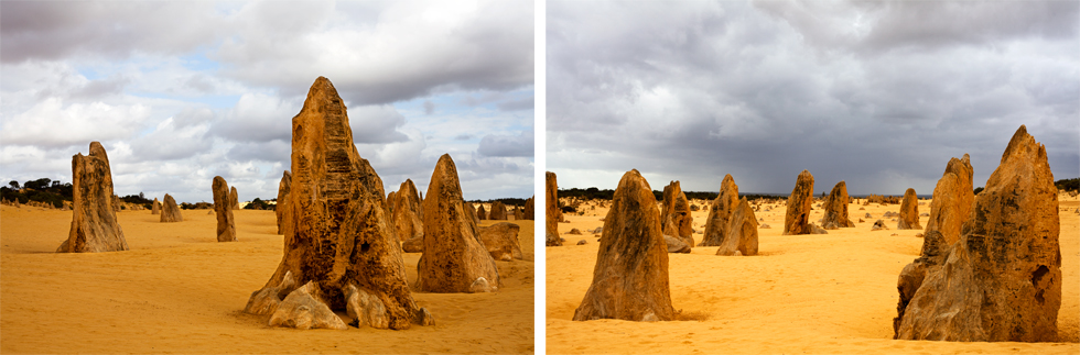 Parc national The Pinnacles Desert, Western Australia : .