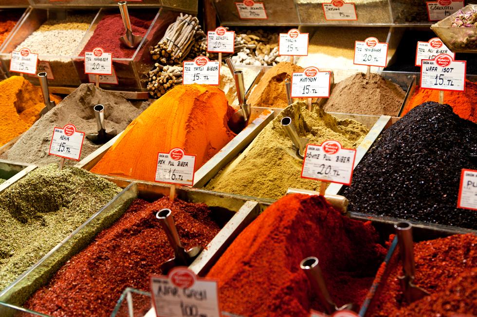 marché aux épices istanbul