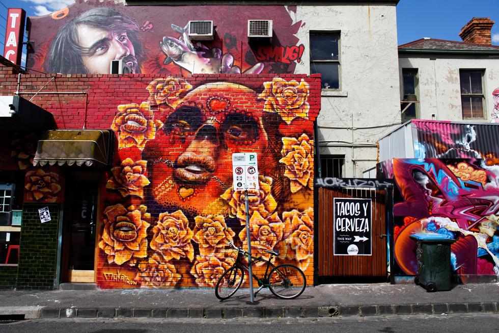 Quartier Fitzroy a Melbourne OZ : .