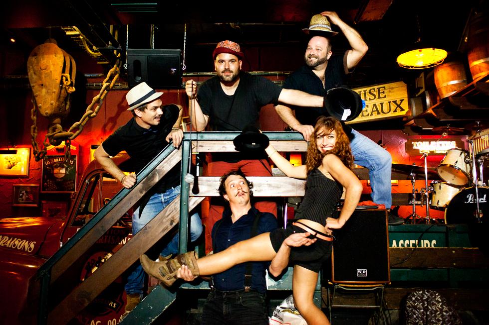 Concert «Y'en a sous l'chapeau» Nouméa Nouvelle Calédonie : .