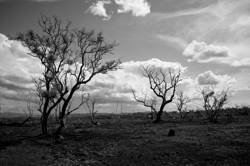 Parc national Karijini, Western Australia : .