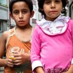 portrait d'enfants istanbul