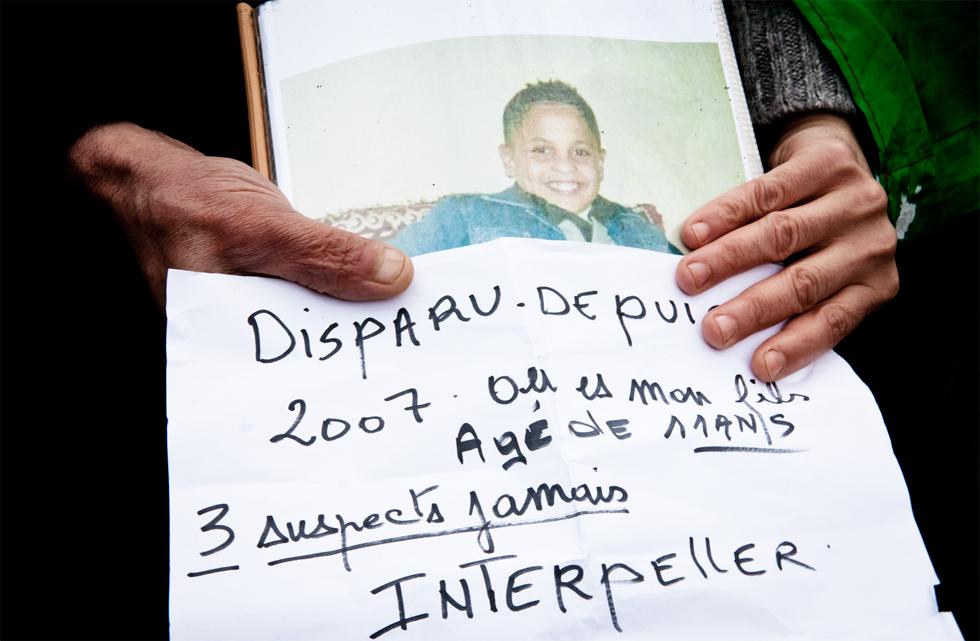 Manifestations Algérienne contre le président Bouthéflika à Paris : .