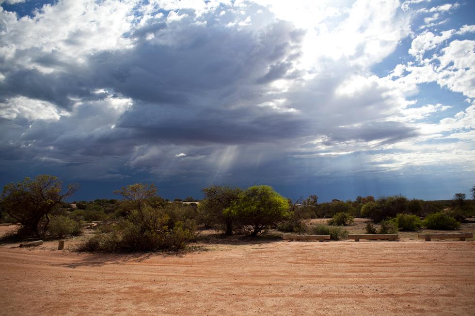 Région Gascoyne dans le Western Australia : .