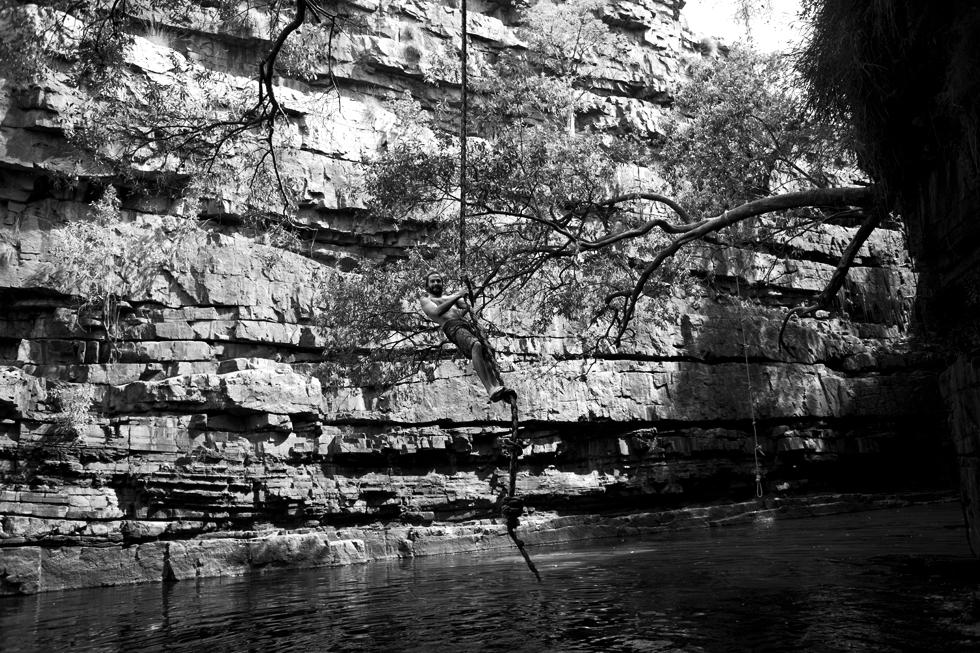 Grotto région du Kimberley, Western Australia : .