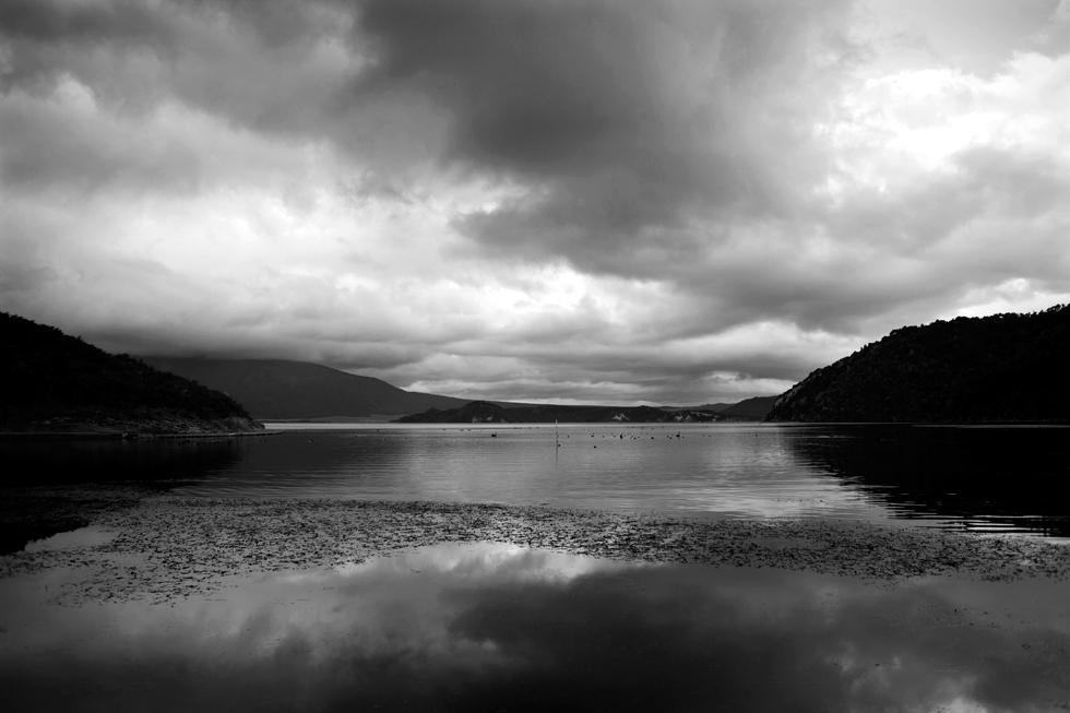 Waimangu, Nouvelle Zélande : .