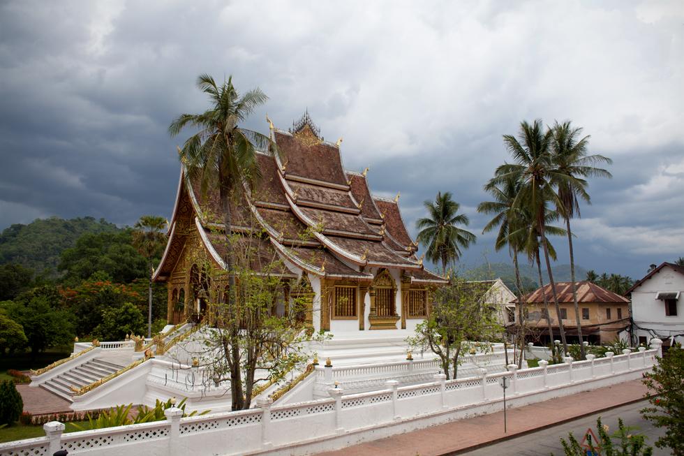 Le Vat Xieng Thong à Luang Prabang Laos : .