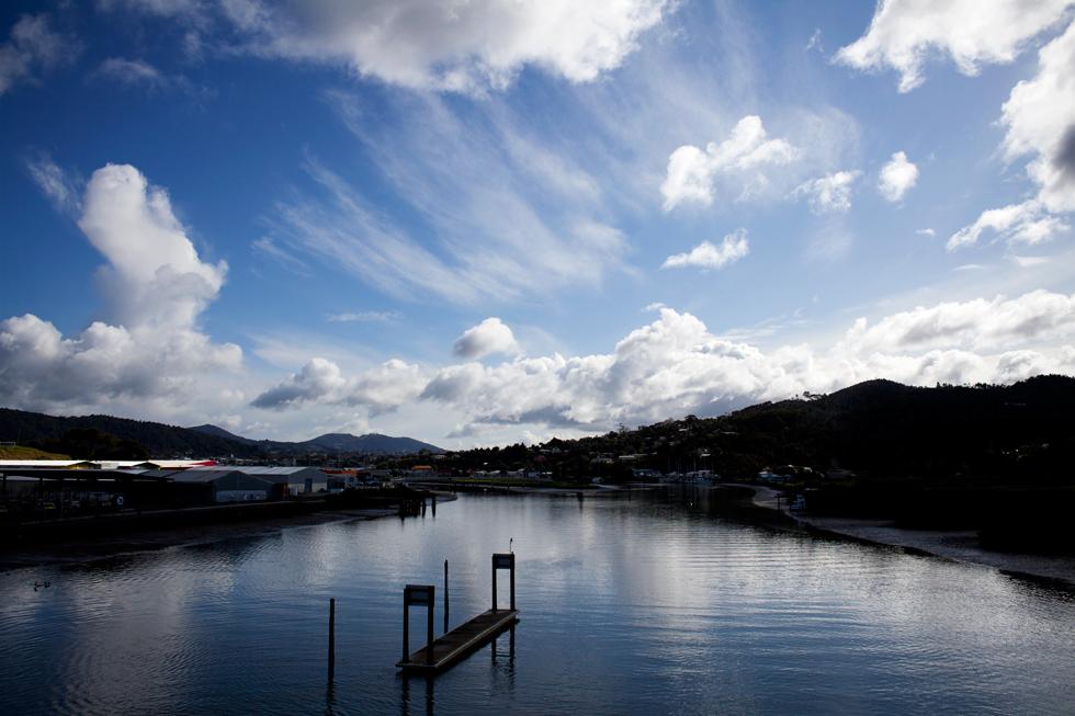 Whangarei, Nouvelle Zélande : .