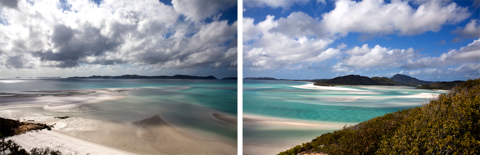 Whitsundays, Queensland Australie : .